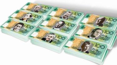 Mr Morrison has said Australia has a spending problem rather than a revenue problem.