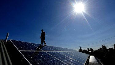 Domestic solar has been a big winner out of the government's RET deal.