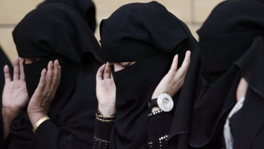 Saudi women have only now been allowed to register to vote and run as municipal candidates.