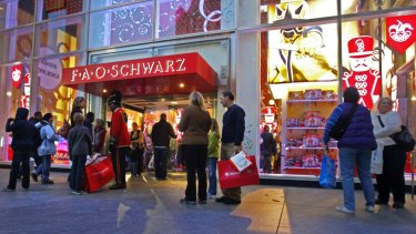 When the store closes in July it will be the first time since 1870 that New Yorkers have not been able to shop at FAO Schwarz.