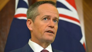 Bill Shorten says addressing family violence would be a priority for his government should he win the election.