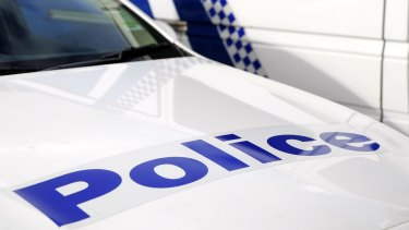 Police are investigating after a woman was attacked by a pit bull in Frankston North.