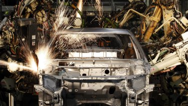 The Australian car industry is coming to the end of the road.