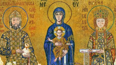 Richard Fidler has produced an accessible and endearing account of Byzantine history.