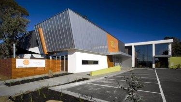 The modernised Highway Christian Centre.