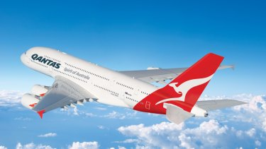 Qantas has warned of the risk of fire on board from lithium batteries