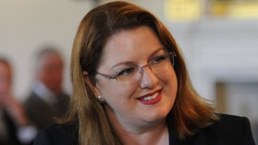 State Local Government Minister Natalie Hutchins.