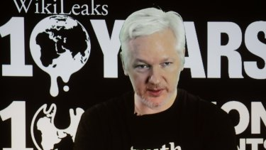 Julian Assange and WikiLeaks have stoked the fires of hatred and distrust.