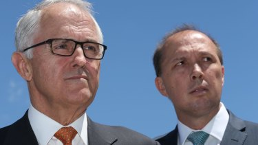 Malcolm Turnbull and his Immigration Minister Peter Dutton announced a special one-off resettlement deal with the US in mid-November last year.