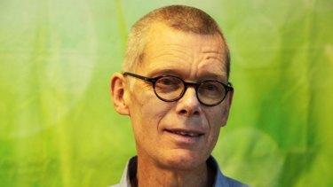 Jeremy Hayllar, an expert in addiction medicine from Brisbane