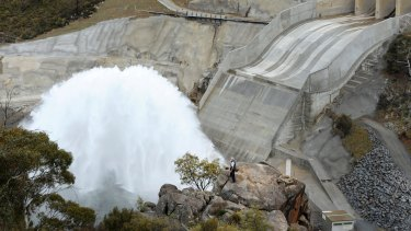 The energy market operator said recently there was limited scope for Victoria to import more power from NSW because Snowy Hydro power plants were nearing maximum capacity.