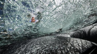 Imtiaz Rahman said he felt 'completely helpless'.