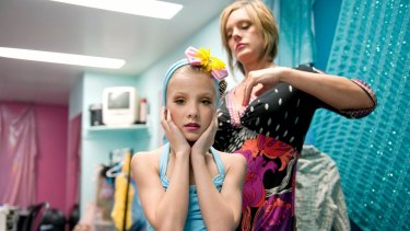 Bodyslam: <i>Dance Moms</i>, a hit reality TV show created in the United States, shows young dancers' mothers trying all their moves.