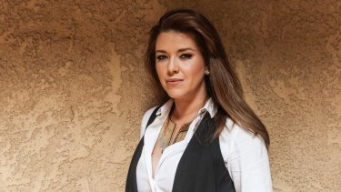 Alicia Machado says Donald Trump bullied her about her weight when she won the 1996 Miss Universe title.