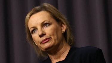 Health Minister Sussan Ley's department has told the centres that the program will be discontinued.