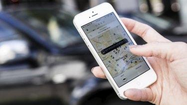 Uber has taken the ATO to court.