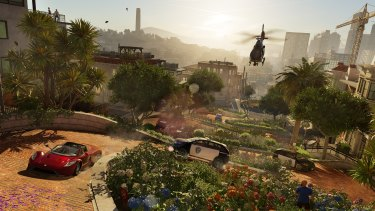 Running from the cops is one thing, but sometimes in <i>Watch Dogs 2</i> the person you're running from is another player pulled seamlessly into your world.