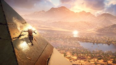 Origins is recognisable as Assassin's Creed, but it's a cut above most games in the series.