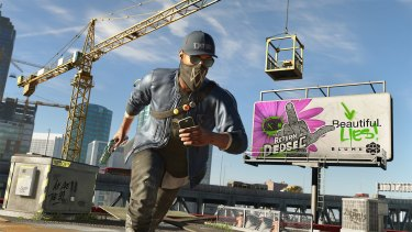 Bright and playful, <i>Watch Dogs 2</i> is a hacker's paradise.