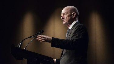 Reserve Bank of Australia governor Glenn Stevens says there is more firepower available.