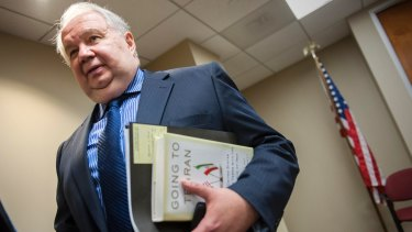 Private conversation with Jeff Sessions: Russia's ambassador to the US, Sergey Kislyak.