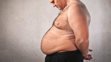 Subjects of an American study associated images of obese people with unpleasant odours.