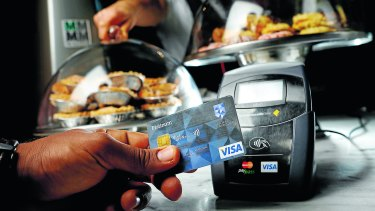 Cash usage has been in decline for years, as technologies like pay wave increase.