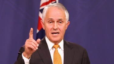 Malcolm Turnbull vowed to create a 21st century government that embraces the possibilities of technology.