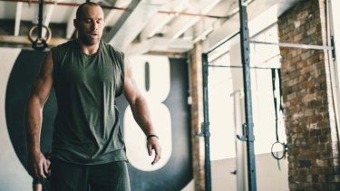 Changing the body by changing the mind: Chris Feather.