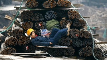 Chinese steel production is set to slow, further denting demand for iron ore.