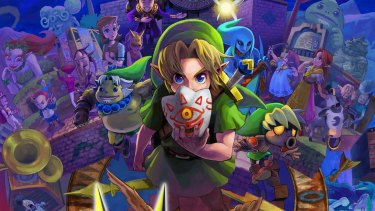 Long the black sheep of the Zelda series, the bona fide genius at the core of Majora's Mask is exposed in this remake.