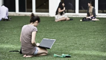 Caught: UNSW has revealed the number of students fined for pirating on its Wi-Fi.