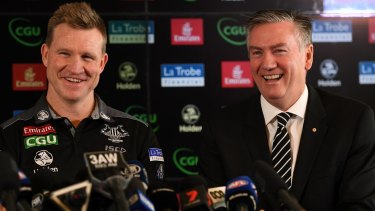 Will the Magpies have cause to smile again in 2018?