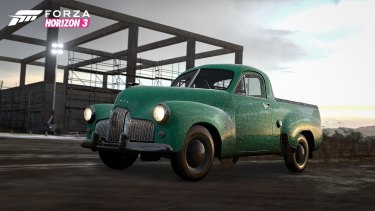 The 1951 Holden 50-2106 FX, as it will appear in <i>Forza Horizon 3</i>.