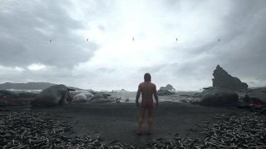 Death Stranding is Kojima's first game since leaving publisher Konami.