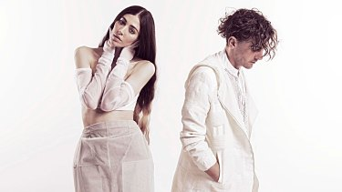 "Chairlift on Moth: ""We wanted everything to be very straightforward emotionally, a very pure feeling in each song."""