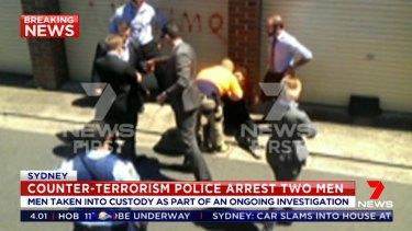 Both teenagers remain in custody