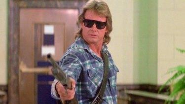 Roddy Piper starring in