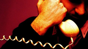 The ATO is warning of telephone scammers.