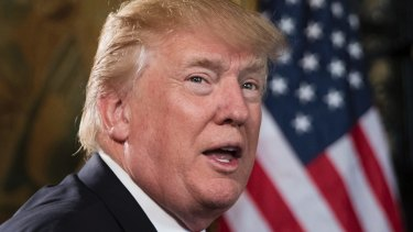 Donald Trump's unique hairstyle was a combination of scalp surgery and hair dye not left on for long enough, according to an account from Ivanka Trump.
