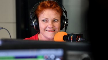 Which nation? Pauline Hanson has some questions to answer, argues Bill O'Chee.