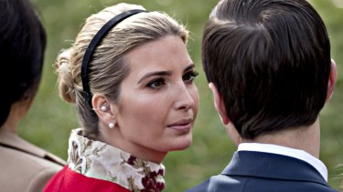 Ivanka Trump, assistant to US President Donald Trump, mocked her father's infamous orange comb-over, according to a new book.
