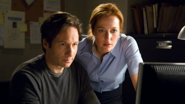 The truth is out there: Cult sci-fi series <i>The X-Files,</i> starring David Duchovny and Gillian Anderson is getting a reboot.