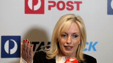 Christine Holgate has been appointed as Australia Post's new chief executive after Mr Fahour resigned in February. Her pay will be capped at $1.37 million by the Remuneration Tribunal.