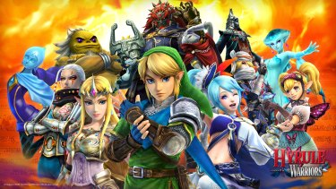 Playable characters include favourites from three <i>Legend of Zelda</i> games, with many more coming as paid downloadable content.