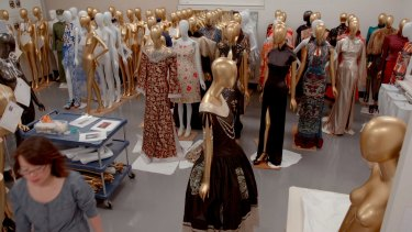 Lat year's Met gala promoted the mammoth exhibition <i>China Through the Looking Glass</i>.