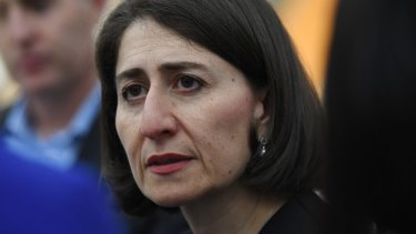 NSW Premier Gladys Berejiklian has voiced her opposition to the plan.