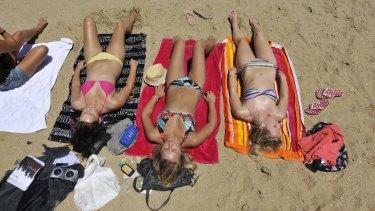 Study says avoiding the sun can be as big a health risk as smoking