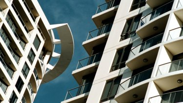The regulators' concern is whether lending for housing has gone crazy.