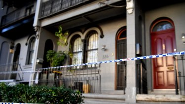 A Surry Hills home was raided last week in relation to the plot to bomb an aircraft.